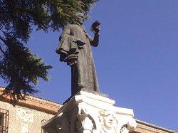 Lope de Vega Statue