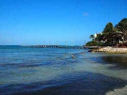 View from Mia Reef Resort beach
