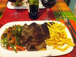 Steak House Grano De Oro