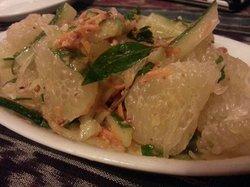 i love it~ pomelo salad
