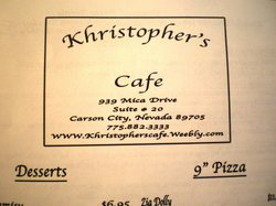 Floral Vineyard and Kristopher's Cafe