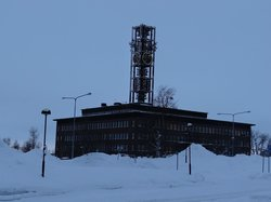 Kiruna Stadshuset
