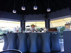 Infinity concept boutique bar