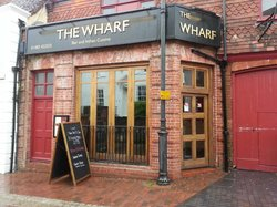 ‪The Wharf Bar & Indian Cusine‬