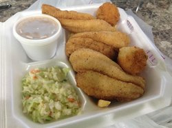 Brown's Heavenly Fish & Soul Food