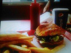 1st Street Burgers