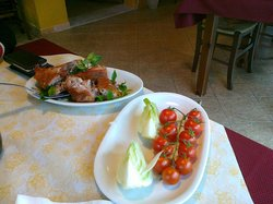 Agriturismo Su Leunaxiu Restaurant