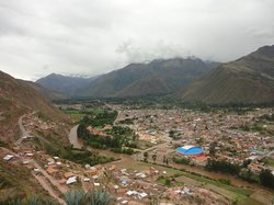 Urubamba Weavers' Route