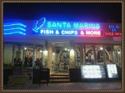 ‪Santa Marina Fish and chips‬
