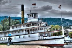 S.S. Sicamous Museum and Heritage Park