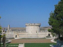 Castello Tramontano, Matera, Italy
