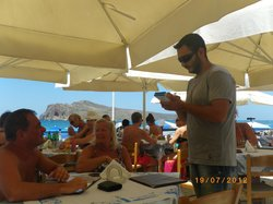 Artemis Beach Bar Restaurant
