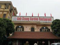 Anh Dzung Garden Restaurant