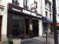 Asian Grill BBQ