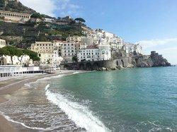 Amalfi Transfer