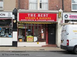 ‪The Best Kebabs & Burgers‬