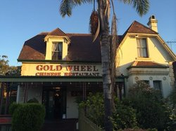 Campbelltown Gold Wheel