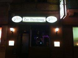 Pizzeria Biertonne