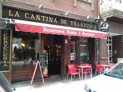 Cantina de Velazquez