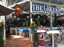 The Greeks Restaurant