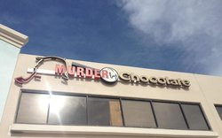 Murder by Chocolate Coffee Shop