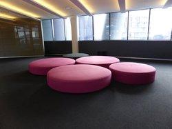 Sitting common area