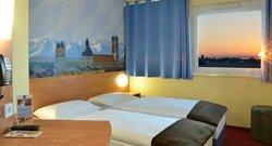 ビーアンドビー ホテル ミュンヘン - エアポート