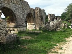 Aqueduc Romain de Barbegal