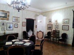 Nekrasov Memorial Museum-Apartment, Filial Vserossiyskogo Museum A.S.Pushkina
