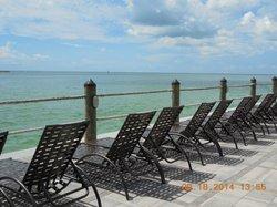 Lower Gulfside Deck