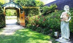 The beautiful Secret Garden at SkyHigh Mount Dandenong