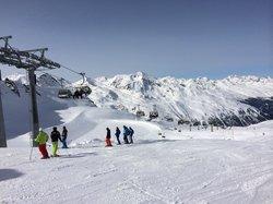 Obergurgl  Hochgurgl Ski Area