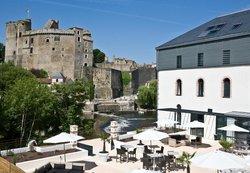 Restaurant BEST WESTERN Hotel Villa Saint Antoine