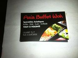 Asia Buffet Wok