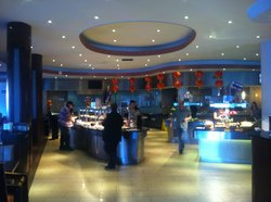 JRC Global Buffet Swindon