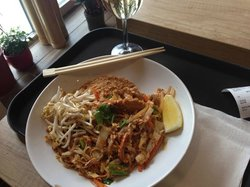Thai Chili wok Bar Budapest