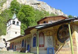 Preobrazhenski manastir / Monastery of the Holy Transfiguration of God