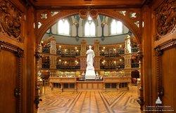 Library of Parliament / La Bibliothèque du Parlement
