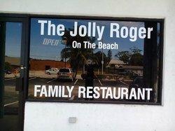 The Jolly Roger On The Beach