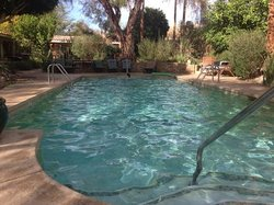 Hacienda Hot Springs Inn