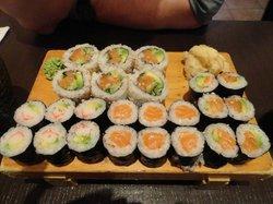 Sushi-Trier
