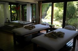 Spa at The Samaya Ubud