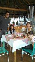 Letra CH- Restoran Del Mar