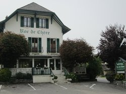 Hotel Le Roc de Chere