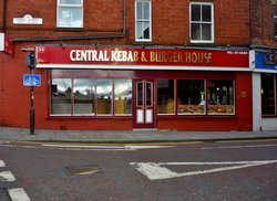 Central Kebab And Burger House