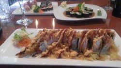 Best Thai Sushi