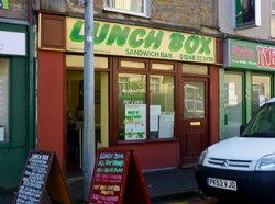 Lunch Box Sandwich Bar