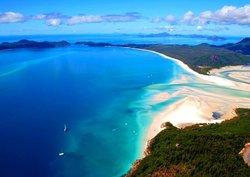 Praia Whitehaven