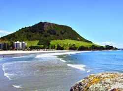Mt Maunganui Main Beach