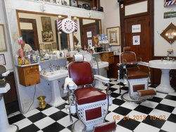 National Barber Museum